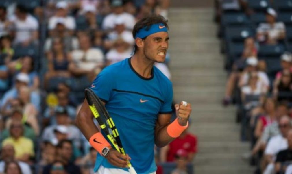 Rafael Nadal says the day he stops feeling nervous before matches will be the day he retires