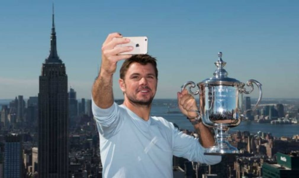 Newly crowned US Open champion Stan Wawrinka admitted that five minutes before the US Open final against Novak Djokovic he was in tears in the locker room. Perhaps there are a few words of wisdom in what he said for any player facing a big challenge.