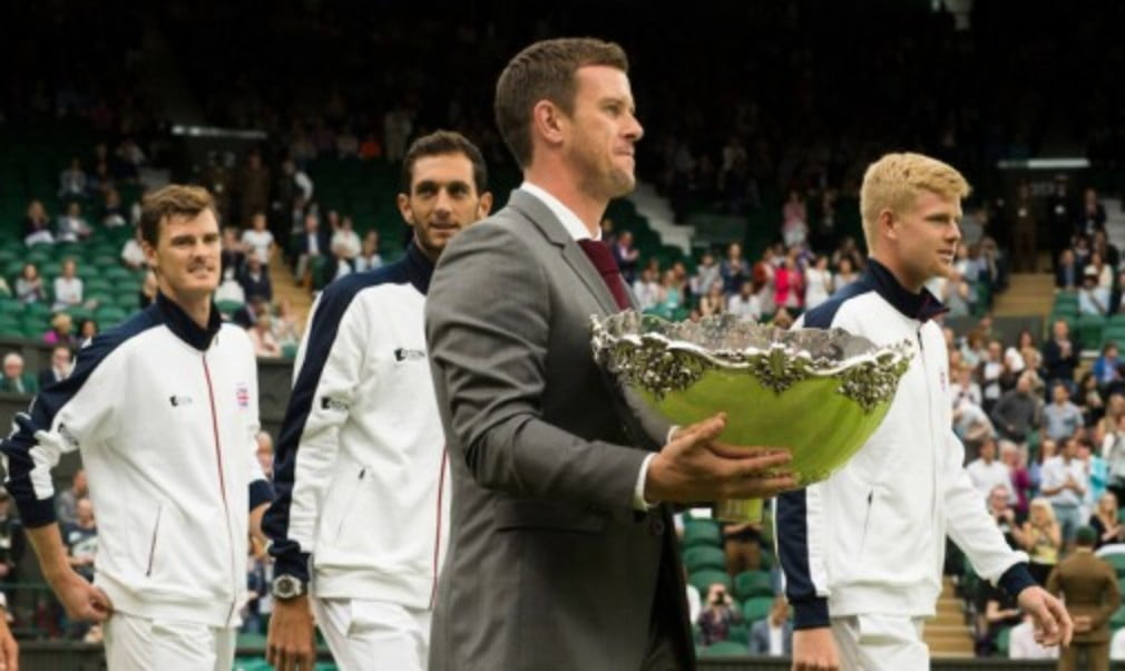 Six years on...how things have changed. Leon Smith recalls his first tie as Great Britain's Davis Cup captain