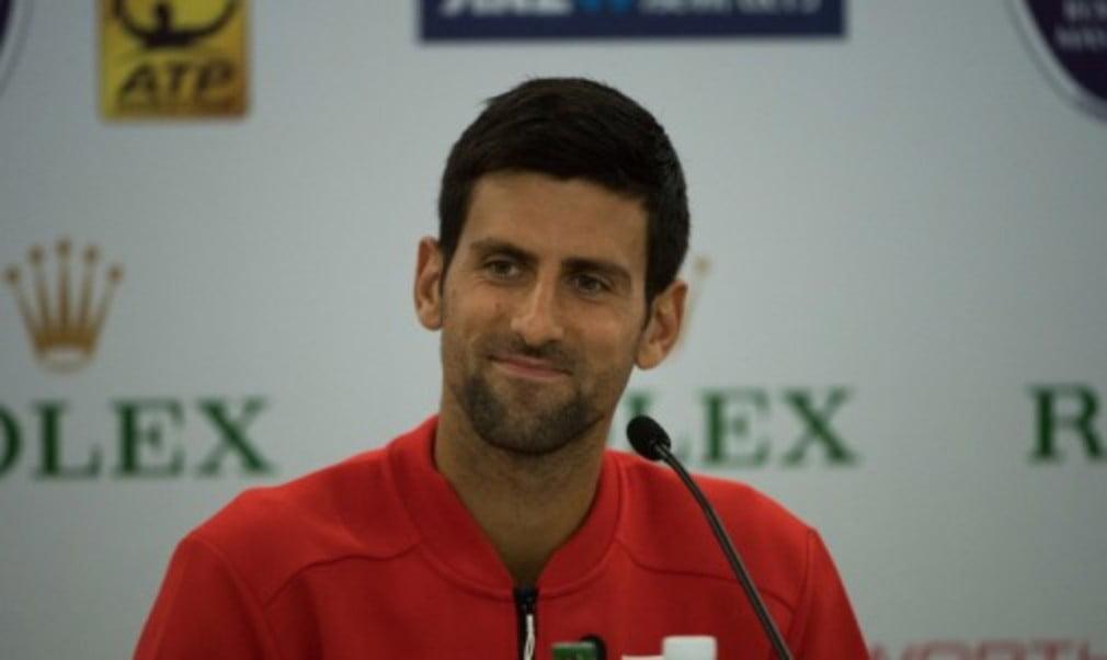"""Novak Djokovic returns to action in Shanghai determined to rediscover his Š—""""inner joyŠ—"""