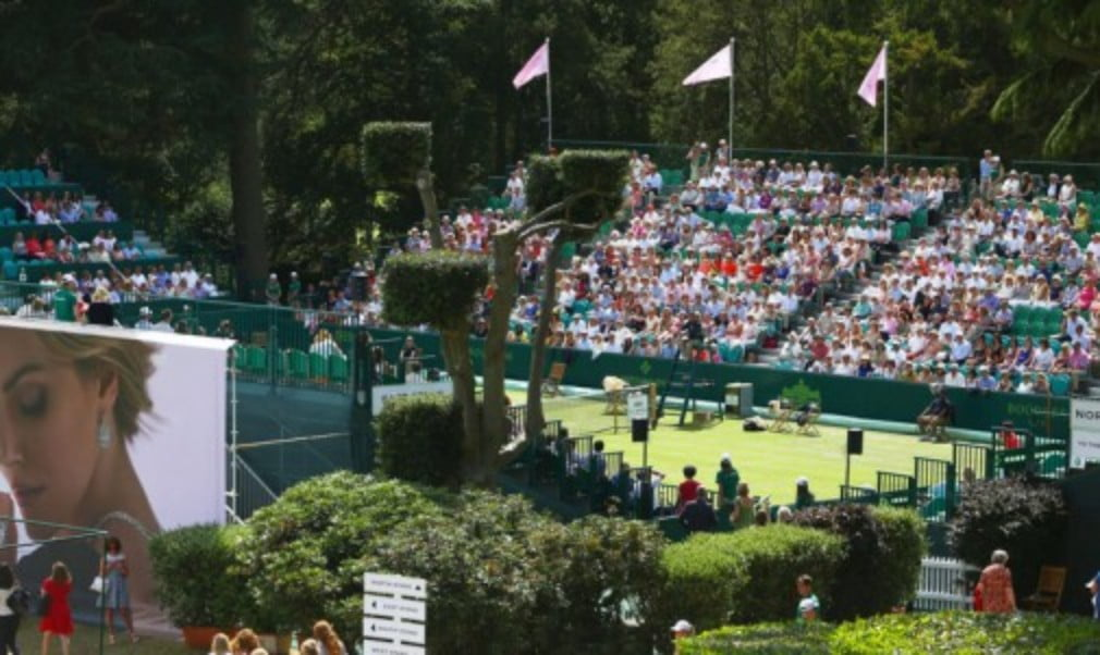 We've got five pairs of tickets to The Boodles 2017 to give away