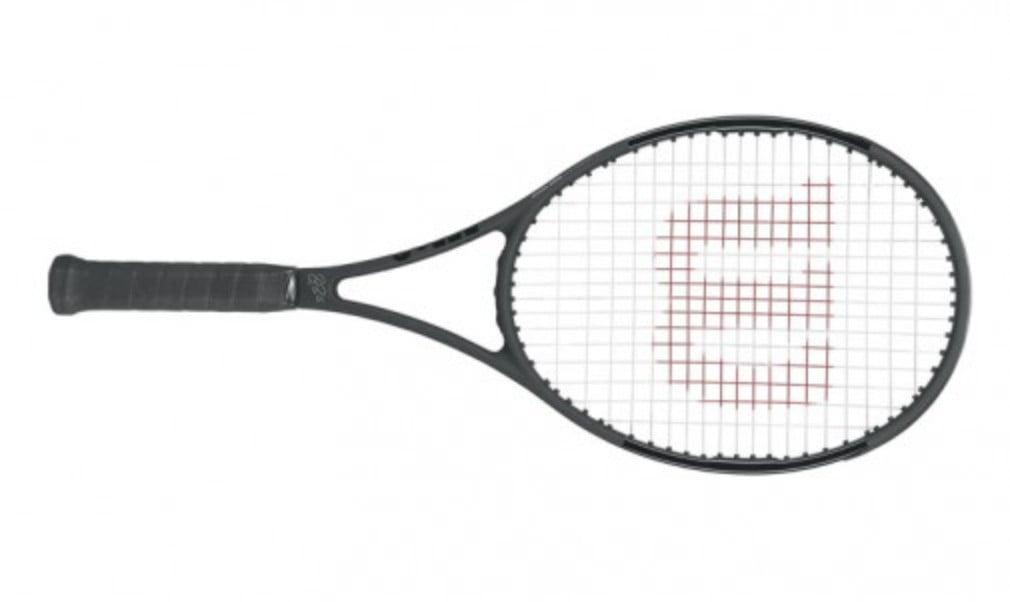 Get your hands on Roger Federer's stylish new racket