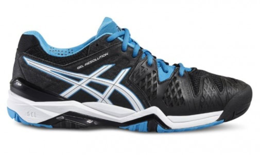 The ASICS Gel Resolution is not just any old tennis shoe