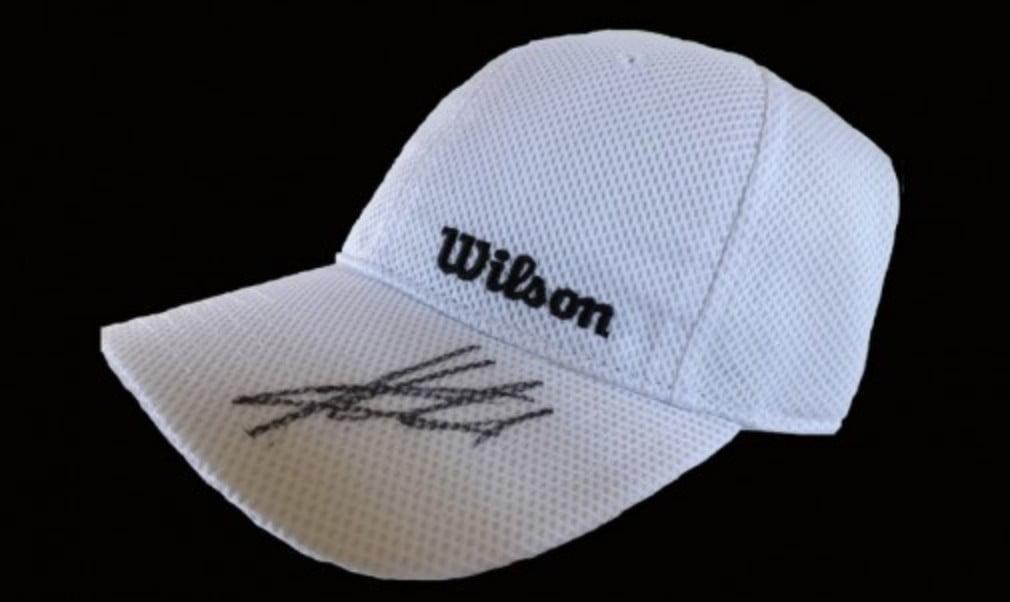 Win a Wilson Tennis cap