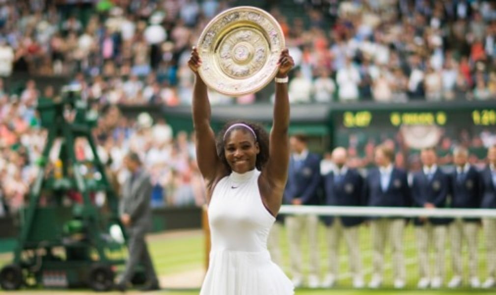 Tennishead's 12 Days of Christmas review of the 2016 season. Day Five