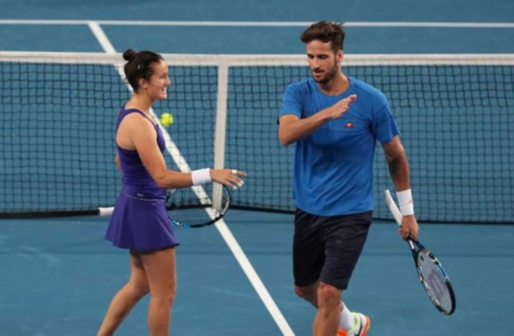The ITF approved FAST4 format is being used for the first time at the 2017 Hopman Cup