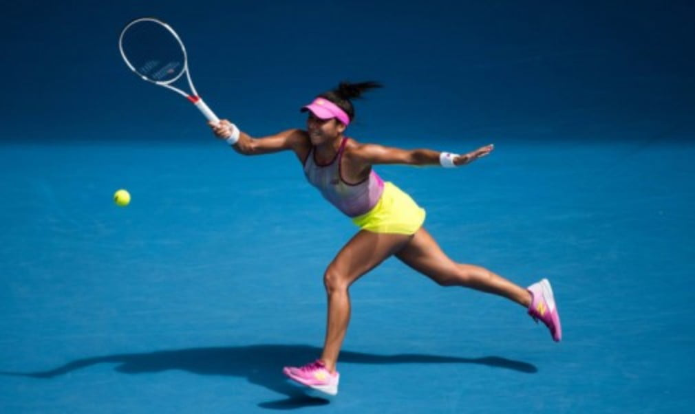 Around the grounds on Day Two at the Australian Open