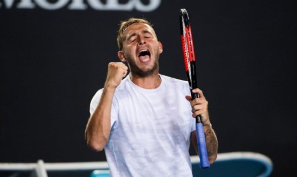 World No.1 Andy Murray sailed into the third round at the Australian Open but Dan Evans stole the headlines as he upset No.7 seed Marin Cilic in Melbourne