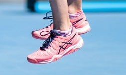 Win a pair of ASICS Gel Resolution 7 tennis shoes