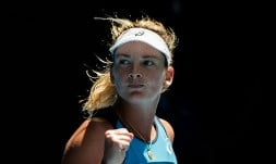 Coco Vandeweghe continued her giantkilling run in Melbourne