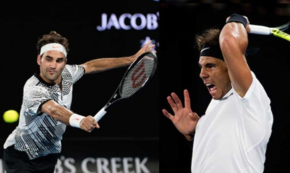 Another chapter will be written in this incredible rivalry when Roger Federer and Rafael Nadal meet on Sunday