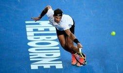 "Rafael Nadal returns home with Š—""very positive feelingsŠ— despite his defeat to Roger Federer at the Australian Open"