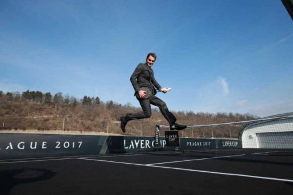 Tickets for the inaugural Laver Cup