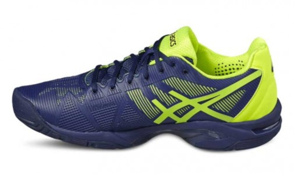 Win a pair of ASICS Gel Solution Speed 3 tennis shoes