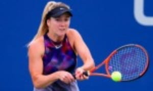 Elina Svitolina came into the US Open as the No. 4 seed. Often flying under the radar
