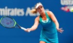 Coco Vandeweghe had never gone beyond the second round in her eight previous appearances at her home Grand Slam