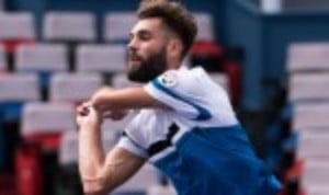 Benoit Paire will meet Peter Gojowczyk in the final of the Moselle Open in Metz on Sunday
