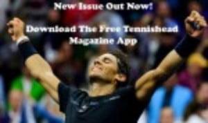 Download the FREE tennishead magazine app today