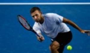 Dan Evans has been banned from competition for 12 months after testing positive for cocaine at the Barcelona Open last year