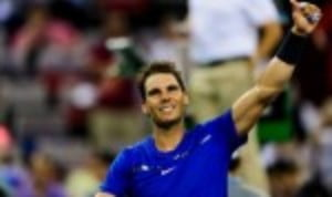 Rafael Nadal will contest his 10th final of a remarkable season on Sunday