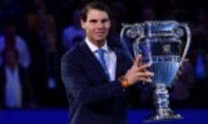 Rafael NadalŠ—Ès remarkable season has come to a premature end