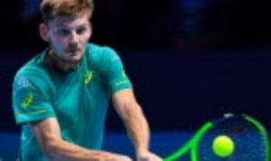 Perhaps David Goffin was bluffing when he said on Friday that he had no idea what was required to defeat the great Roger Federer