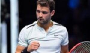 Grigor Dimitrov started his season by winning the Brisbane International