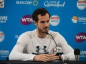 Andy Murray today announced that he will be flying back to the UK to assess his on-going hip injury
