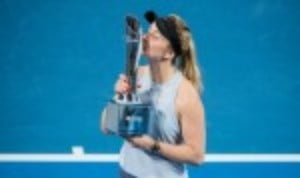 Elina Svitolina bagged more WTA titles than any other player last year Š—– and itŠ—Ès taken her just one week of the new campaign to capture further silverware