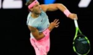 ItŠ—Ès not often a player suffers a straight sets defeat and departs  the court to the sound of thunderous applause