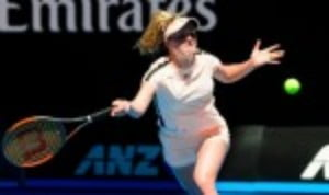 ItŠ—Ès often said that good players manage to find a way to win while not performing at their best Š—– and Elina Svitolina did exactly that in the second round of the Australian Open