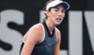 Garbine Muguruza became the highest ranked seed to lose their spot in the Australian Open so far