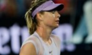 Maria Sharapova suffered a chastening defeat to Angelique Kerber at the Australian Open on Saturday night