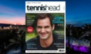 The spring 2018 issue of tennishead is hitting the high street and letter-boxes of subscribers right now. We think it's our best issue ever.