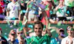 Roger Federer will begin his quest for an unprecedented sixth title at the BNP Paribas Open in Indian Wells against either Ryan Harrison or Federico Delbonis