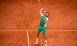 Dominic Thiem displayed his bouncebackability as he recovered from a first set capitulation to defeat Novak Djokovic 6-7(2) 6-2 6-3 and reach the last eight of the Rolex Monte-Carlo Masters