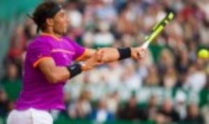 Rafael Nadal began the European clay-court season in familiar fashion: by winning the Rolex Monte-Carlo Masters