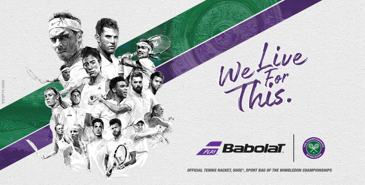 Babolat Wimbledon 2019
