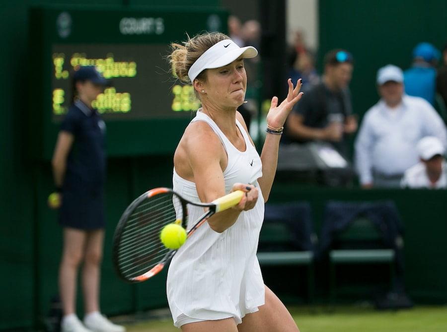 Eilna Svitolina Wimbledon