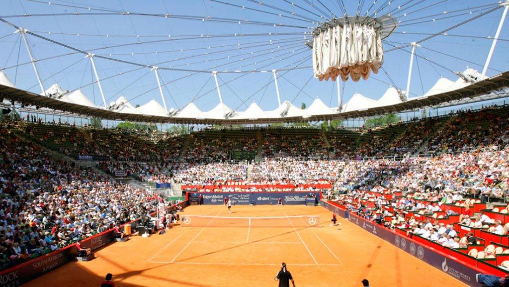Hamburg Open tennis