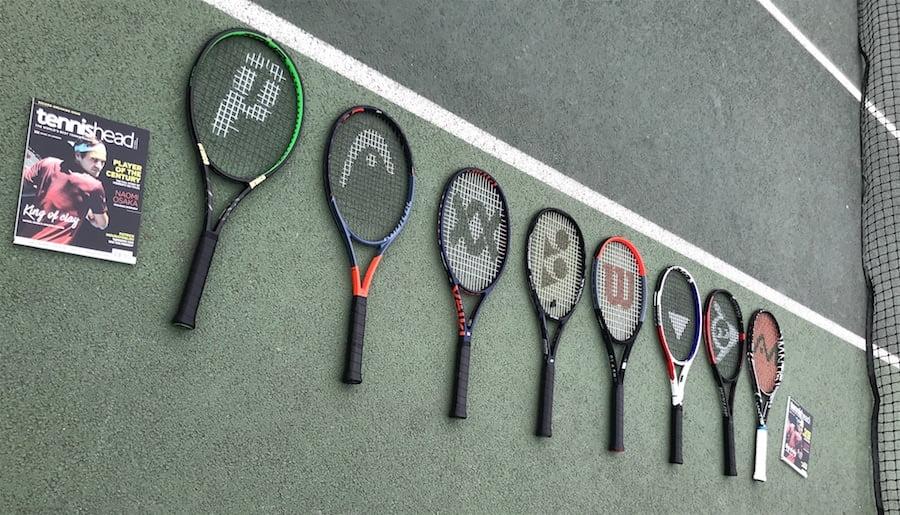 Advanced tennis rackets review
