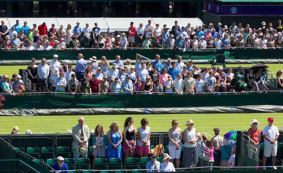Wimbledon tickets 2020
