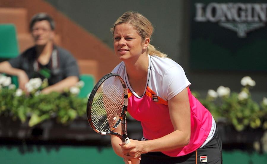 Kim Clijsters announces return to tennis