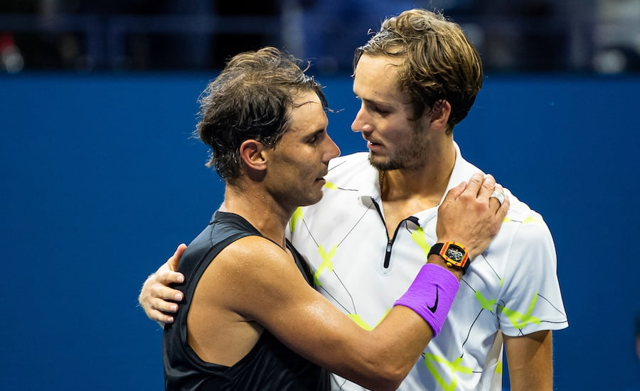 Nadal Medvedev US Open final could lead to the greatest tennis year ever