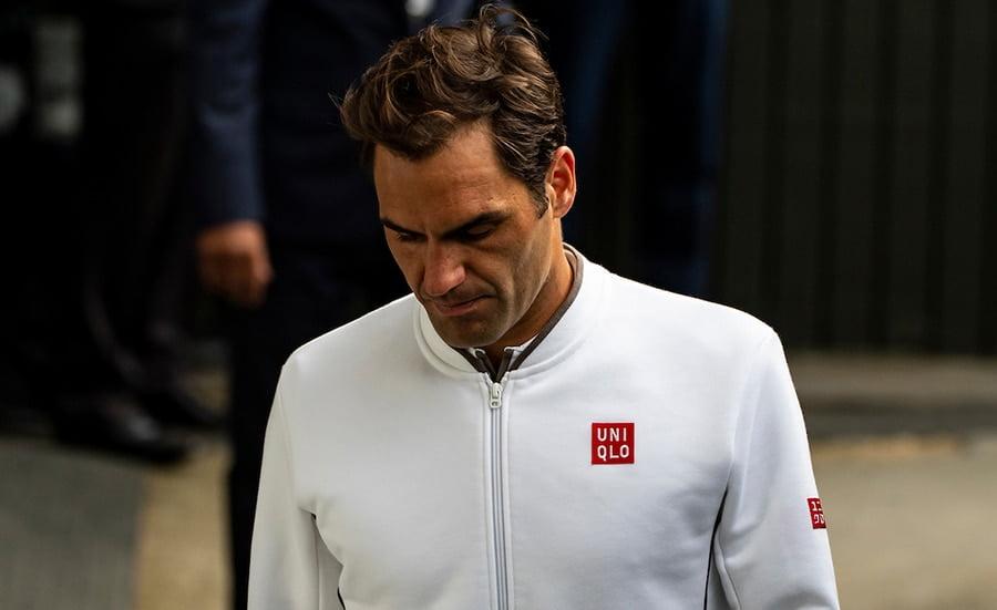 Roger Federer Wimbledon defeat