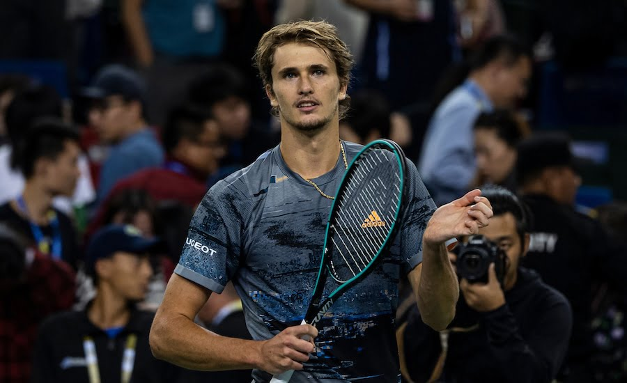 Alexander Zverev Head Gravity