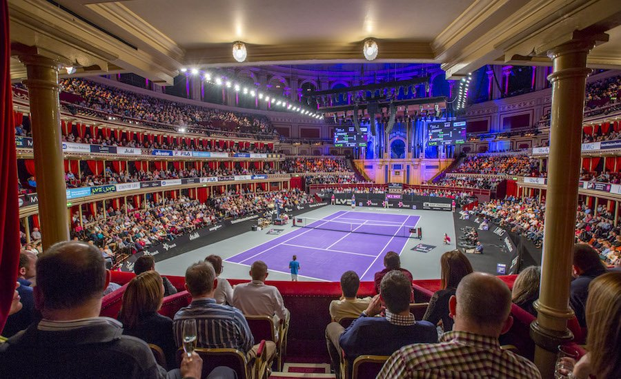 Champions Tennis Royal Albert Hall
