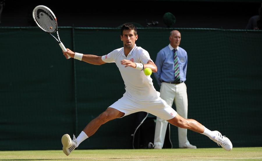 Novak Djokovic Wimbledon 2013