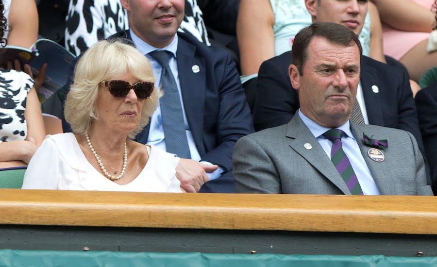 Philip Brook is Mr Wimbledon