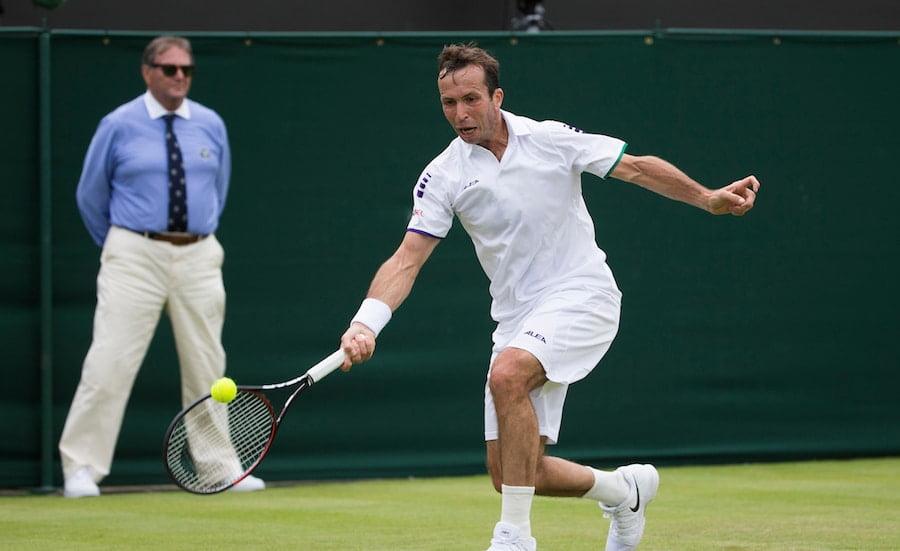 Radek Stepanek Wimbledon